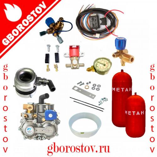 Комплект ГБО Метан  Tomasetto Италия 2-Го поколения инжектор