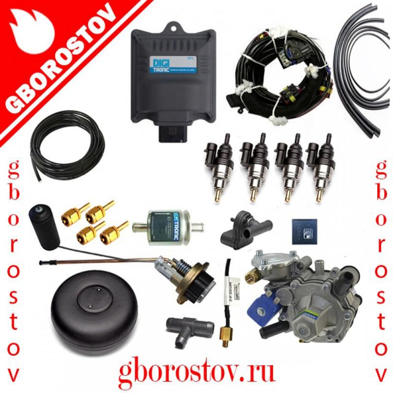 Digitronic iQ редуктор Nordic XP 250 л.с форсунки Dymco 1.7 Om. Оригинал.