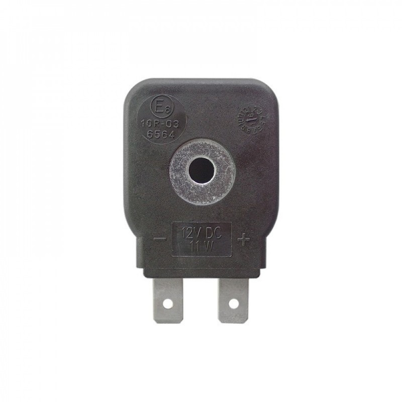 Катушка черная для редуктора Tomasetto АТ07 (12V 11W)