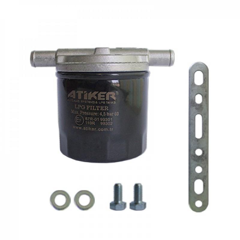 Фильтр газовый Atiker