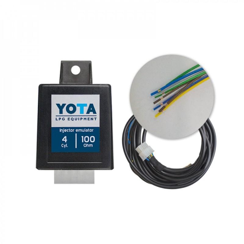 Эмулятор форсунок YOTA F4 (без разъёмов)