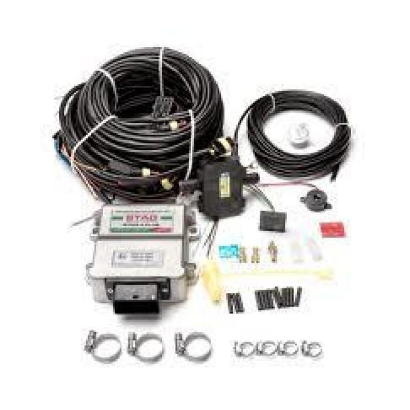 Электроника STAG 4 Plus на 4 цилиндра