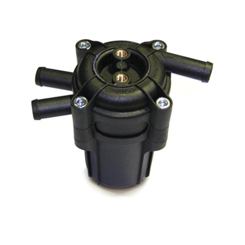 Фильтр паровой фазы Alex Ultra 360° 12х12x12 c отстойником, №3