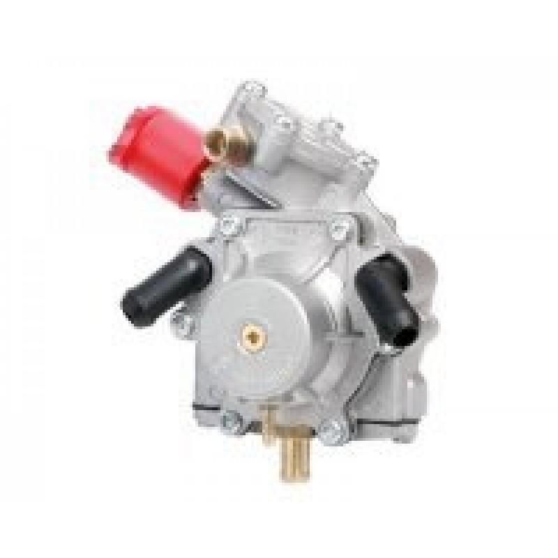 Газовый редуктор ГБО 4-го поколения Atiker SR08 110 kw до 136 л.с. с газовым клапаном