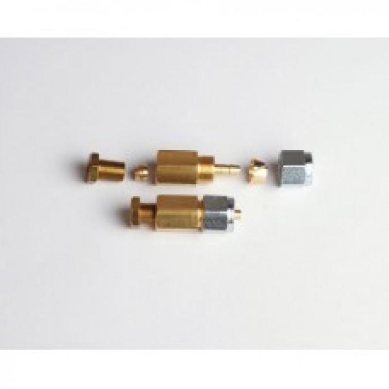 Рем.соединение для трубки ПВХ FARO 6мм – Медь 6мм