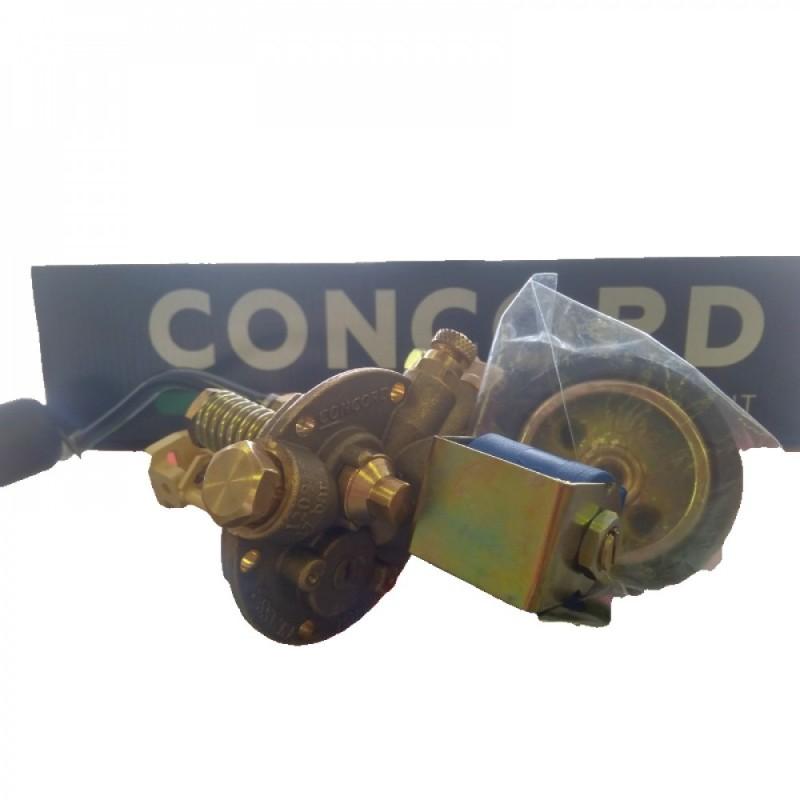Мультиклапан Concord 220/30 + Взу врезной в бампер